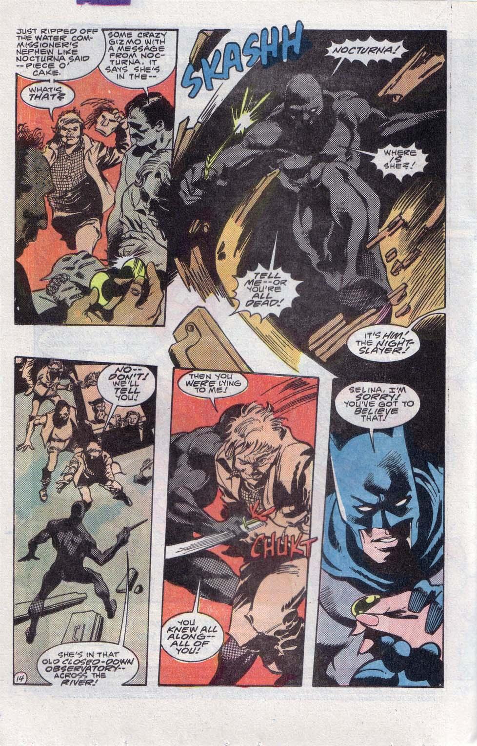 Detective Comics (1937) 557 Page 18