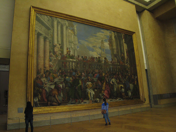 Most Famous Louvre Paintings