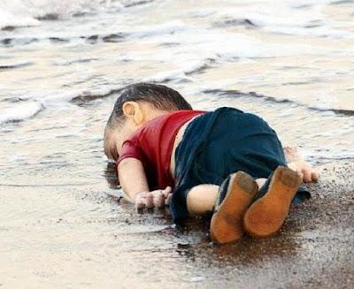 لطفل السورى