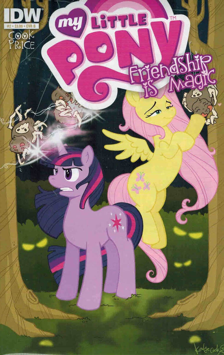 Consider, what my little pony friendship is magic cover