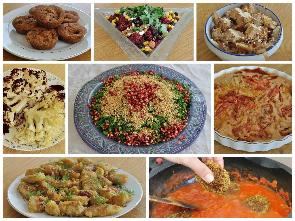 Shabbat Food Menu