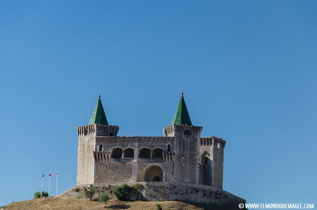 Castillos-de-Portugal, castillo de Porto de Mos