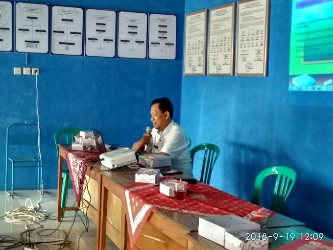 Pelatihan Kelompok UPPKS di Kampung KB Wunut, Sumberwungu