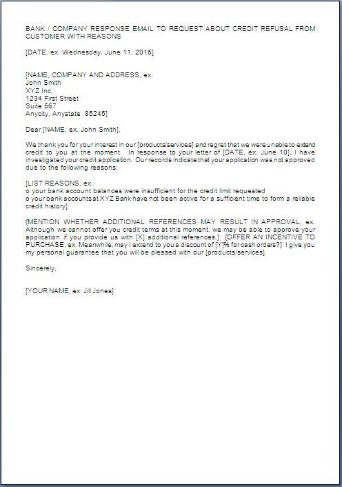 Sample Applicant Rejection Letter Rejection Letter