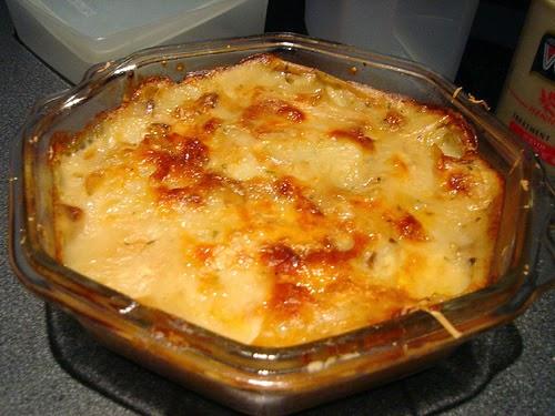 Vegetarian Curry Potato Pie