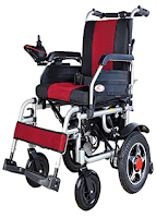 vissco power wheelchair