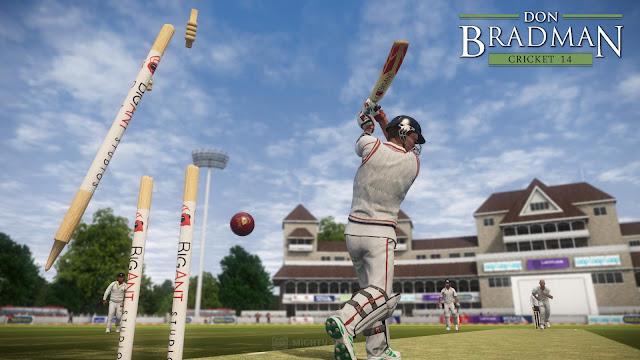 don bradman cricket 14 pc wallpaper