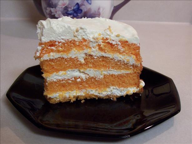 Sasaki Time Dreamsicle Creamsicle Cake Recipe