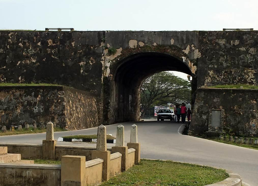 Galle Fort  Galle