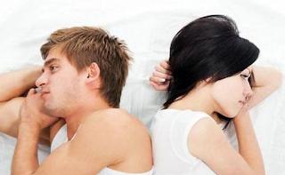 Ciri ciri terkena impoten pada pria dewasa