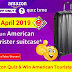(All Answers) Amazon American Tourister Quiz – Answer & Win Suitcase