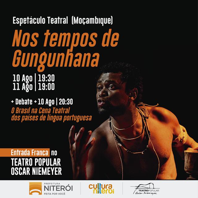 A tradição Moçambicana representada no Teatro Popular