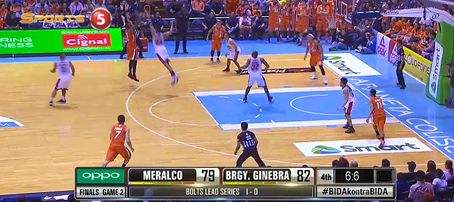 HIGHLIGHTS: Ginebra vs. Meralco (VIDEO) October 9 - Finals Game 2