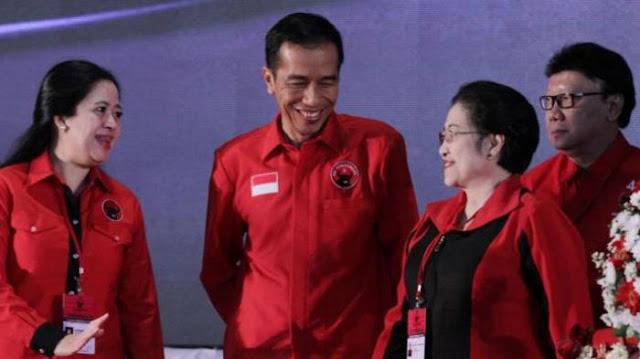 Selain Puan, Jokowi Juga Berpeluang Gantikan Megawati