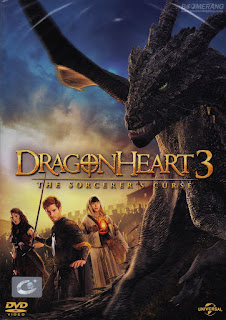 Dragonheart 3 The Sorcerer's Curse (2015) ดราก้อนฮาร์ท 3 มังกรไฟผจญภัยล้างคำสาป