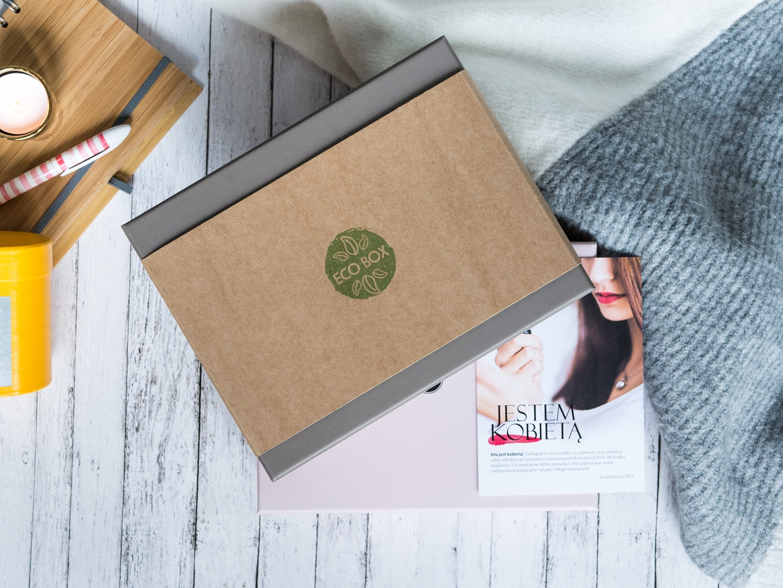 beGlossy | Jestem kobietą & Eco Box