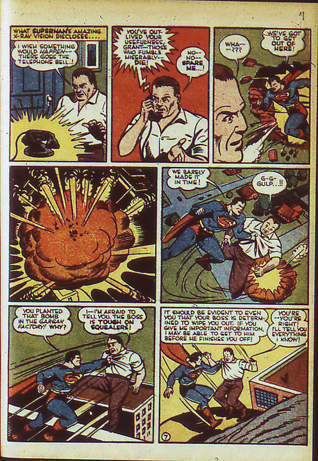 Read online Action Comics (1938) comic -  Issue #41 - 10