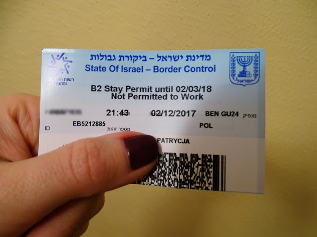 Pytania na lotnisku w Izraelu