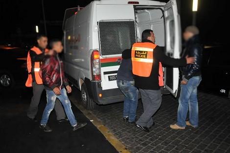 اولاد برحيل 24...شرطة أكادير تحجز 80 كيلوغراما من الشيرا