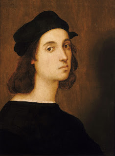 The artist Raphael was among Imperia's  lovers at the time she posed for him