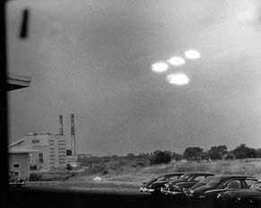 Contato Extraterrestre - vídeos e textos