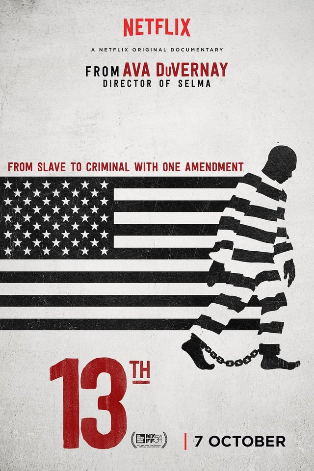 Movie 13TH (2016)