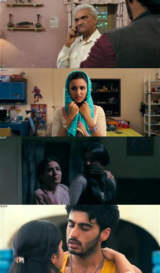 Ishaqzaade 2012 Hindi 720p 480p BRRip x264 Full Movie