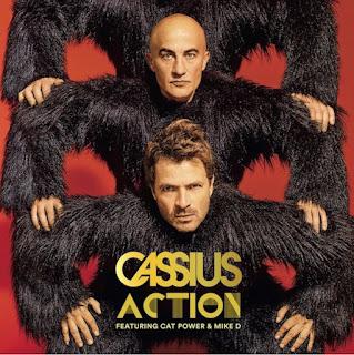 Download Lagu Cassius - Action ft. Cat Power Mike D