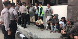 Polres Karawang Menggelar Operasi Bina Kusuma Dengan Sasaran Tertibkan Premanisme