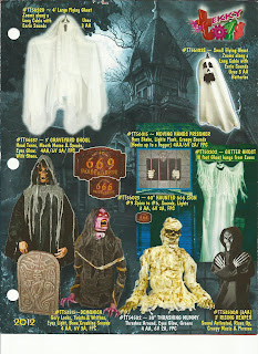 2 Cool Ghouls Tekky Toys Halloween Catalog 2012