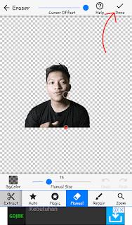 crop foto stiker untuk whatsapp