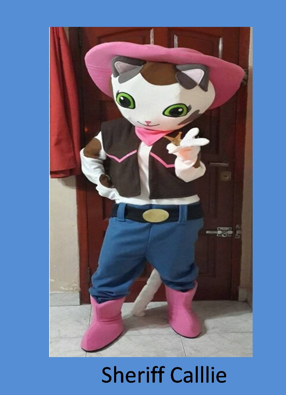 Animacion Sheriff Callie