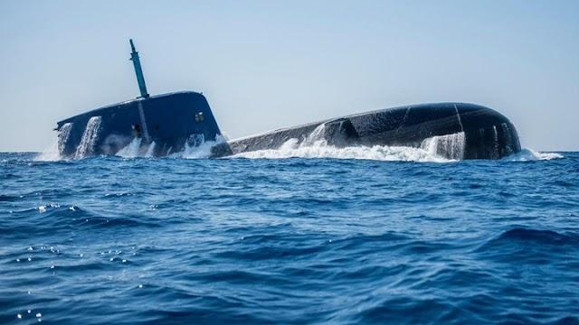 Η Τουρκία… έχασε δύο υποβρύχια στη Λιβύη (ΦΩΤΟ)