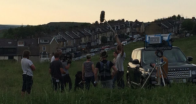 Game of Thrones star Mark Addy and cast of drama set in Bradford film at locations across city