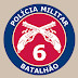 Ações do 6º Batalhão em Pilar e Senhor do Bonfim