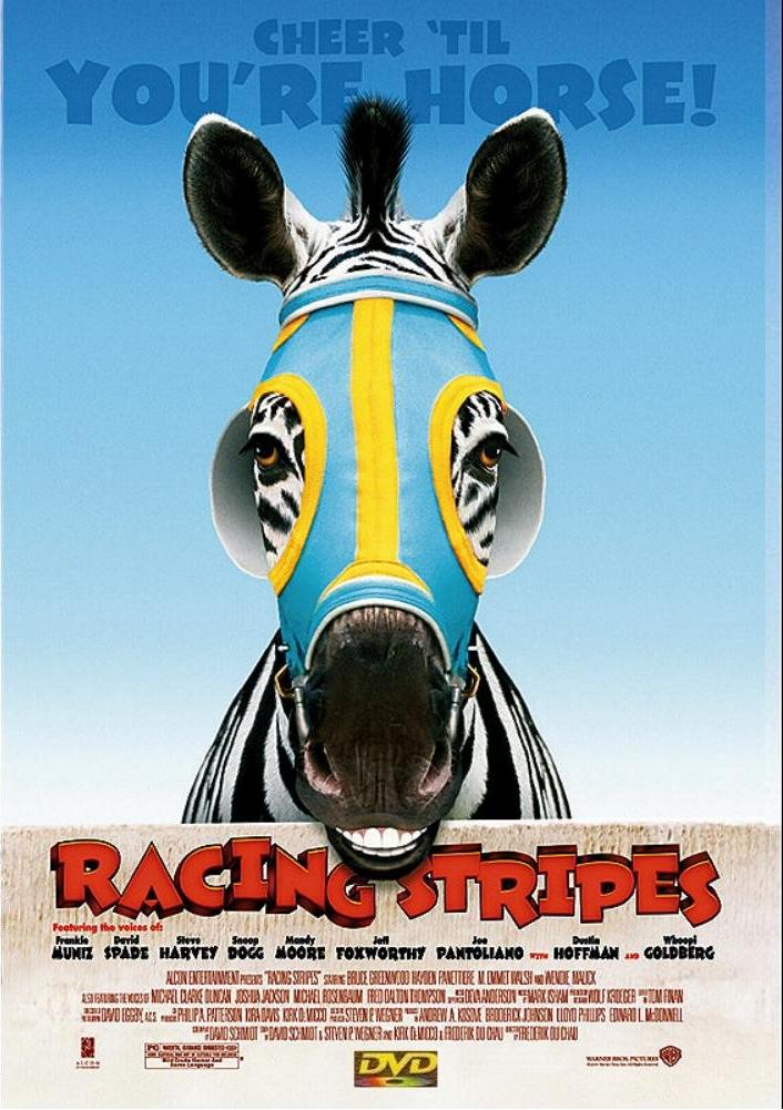 Racing Stripes (2005) ม้าลายหัวใจเร็วจี๊ดด