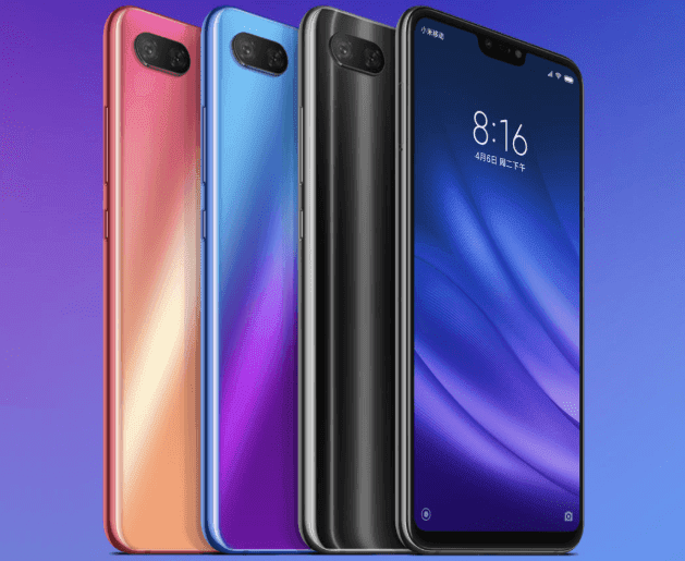 Xiaomi Mi 8 Lite is now Official: Flagship Specs, Features and Price
