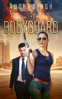 #BookReview: The Bodyguard (Undercover #1) by Ruchi Singh ~The Best Books of 2018 on NWoBS Blog
