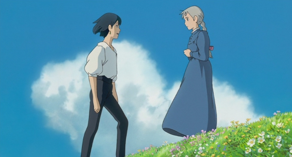 Howl-e-Sophie-anime-Howl´s-Moving-Castle
