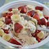 Strawberry-Banana Cheesecake Salad