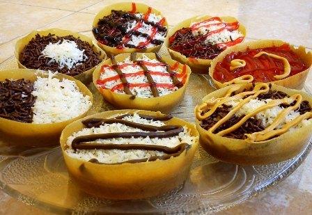 Resep Cara Membuat Kue Martabak Terang Bulan Mini Spesial