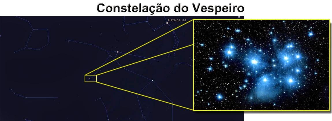 constelação do Vespeiro