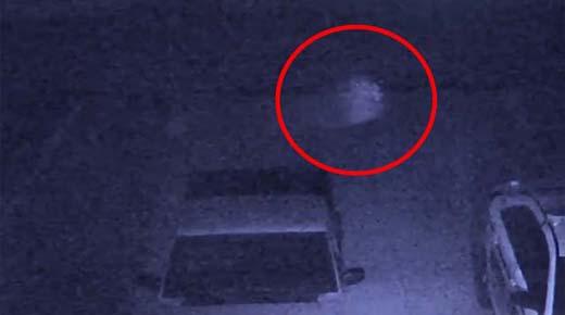 Ser de otro mundo es captado por cámara de vigilancia en Clovis
