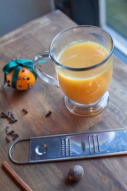 Crackers on the Couch 12 Days of Christmas Treats Day 3: Mulled Orange Juice