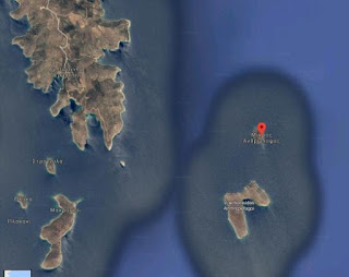 Η Τουρκία γκριζάρει κι άλλες ελληνικές νησίδες στο Αιγαίο...