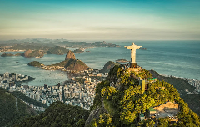 Vacation in Brazil