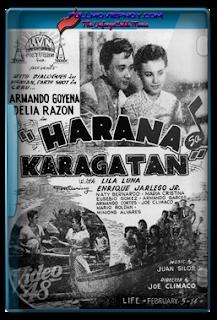 Harana sa karagatan (1952)