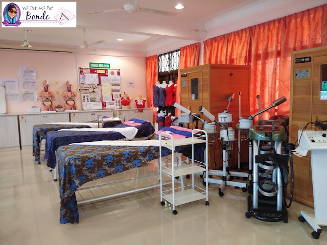 MAKSUD KURSUS KOSMETOLOGI,  Introduction of Cosmetologi , Makeup service ,Manicure, pedikur & henna service , basic facial treatment,