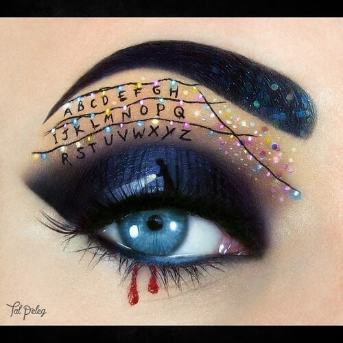 01-Stranger-things-Tal-Peleg-Eye-Make-Up-Art-Drawings-www-designstack-co