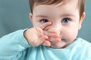 علاج انسداد الانف عند الرضع بزيت الزيتون